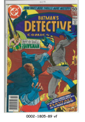 Detective Comics #479 (Sep-Oct 1978, DC)