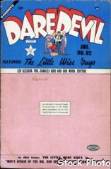Daredevil Comics #82 © January 1952