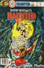 Haunted #42 © June 1979 Charlton