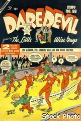 Daredevil Comics #86 © May 1952