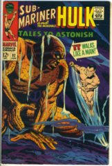 Tales to Astonish #092 © June 1967 Marvel Comics