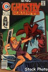 Ghostly Haunts #47 © December 1975 Charlton