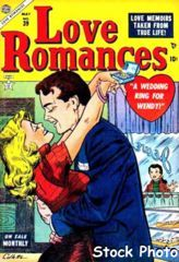 Love Romances #39 © May 1954