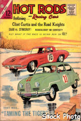 Hot Rods and Racing Cars #071 © November 1964 Charlton