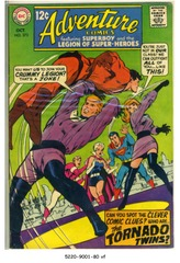 ADVENTURE COMICS #373 © 1968 DC Comics