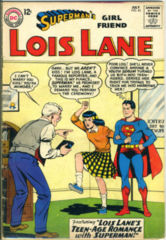SUPERMAN'S GIRL FRIEND LOIS LANE #042 © May 1963 DC Comics