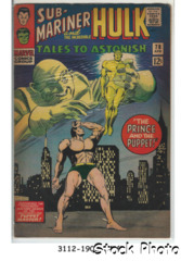 Tales to Astonish #078 © April 1966, Marvel Comics