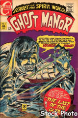 Ghost Manor v1#04 © January 1969 charlton