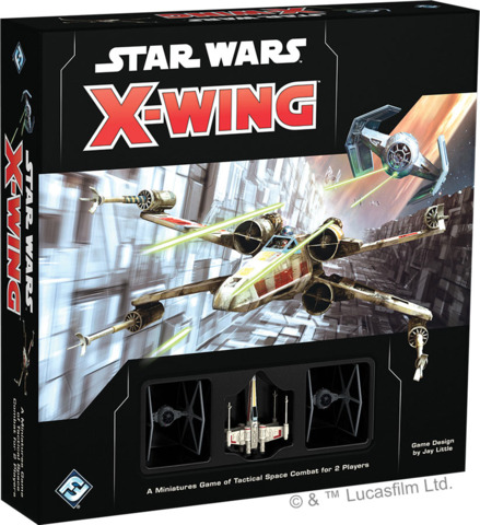 Star Wars X-Wing: 2nd Edition - Core Set © 2018