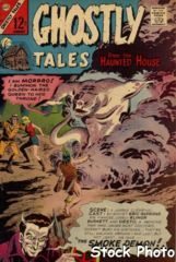 Ghostly Tales #059 © January 1967 Charlton