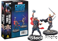 Thor and Valkyrie Character Pack
