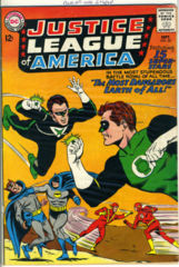 JUSTICE LEAGUE of AMERICA #030 © 1964 DC Comics