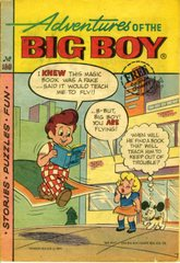 Adventures of the Big Boy #168 © 1971