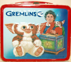 Gremlins Lunch Box © 1984 Aladdin