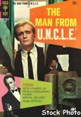 Man from U.N.C.L.E. #18