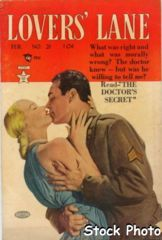 Lovers' Lane #21 © February 1952