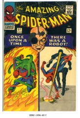 Amazing Spider-Man #037 © June 1966 Marvel Comics