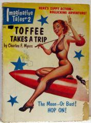 Imaginative Tales #2 © November 1954 Greeleaf