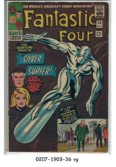 Fantastic Four #050 © 1966 Marvel Comics