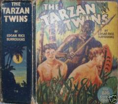The TARZAN TWINS © 1935 Whitman  770