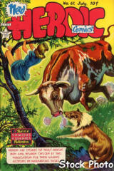 New Heroic Comics #61