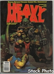 Heavy Metal v16#4 Nov 1992