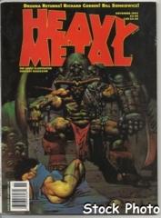 Heavy Metal v16#4 Nov 1992