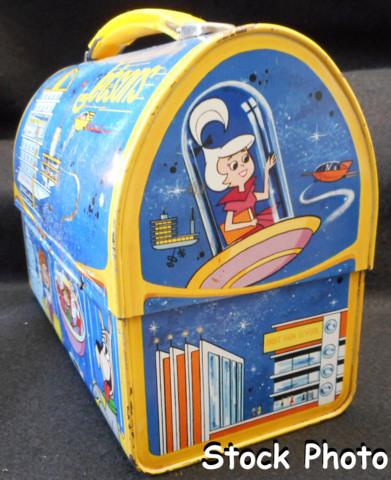 Jetsons Lunch Box © 1963, Aladdin