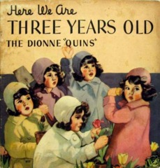 Here We Are Three Years Old, Dionne