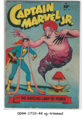 Captain Marvel Jr. #094 © February 1951