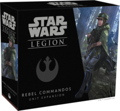 Star Wars: Legion - Rebel Commandos Unit Expansion © 2018