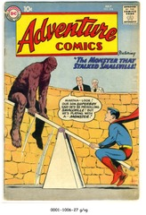 ADVENTURE COMICS #274 © 1960 DC Comics