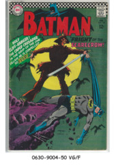 Batman #189 © February1967 DC Comics
