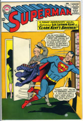 SUPERMAN #175 © February 1965 DC Comics
