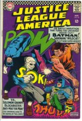 JUSTICE LEAGUE of AMERICA #046 © August 1966 DC Comics