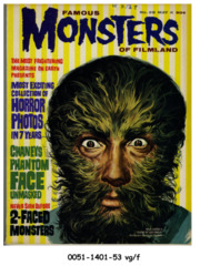 Famous Monsters of Filmland #028 © May 1964 Warren Publishing