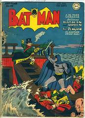 BATMAN #043 © 1947 DC Comics
