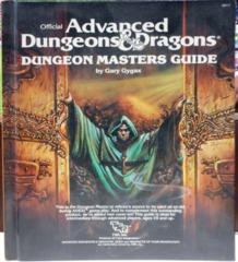Dungeon Master's Guide © 1979 TSR Orange Spine