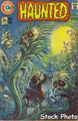 Haunted #17 © July 1974 Charlton