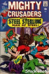 The Mighty Crusaders #7