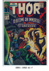 Thor #136 © January 1967, Marvel Comics