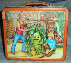 Sigmond and the Sea Monsters Lunch Box © 1974 Aladdin