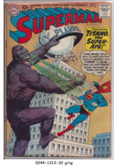 Superman #138 © July 1960 DC Comics