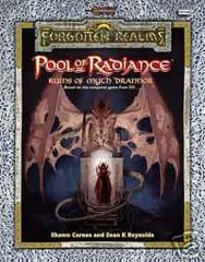 Pool of Radiance Attack on Myth Drannor © 2000