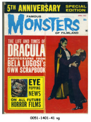 Famous Monsters of Filmland #022 (v5#1) © April 1963 Warren Publishing