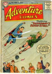 Adventure Comics #226 © 1956 DC Comics