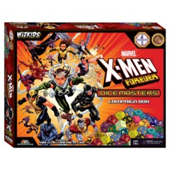 Marvel Dice Masters: X-Men Forever Campaign Box © 2018