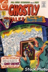 Ghostly Tales #092 © February 1972 Charlton