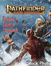 Pathfinder Player Companion: Undead Slayers Handbook