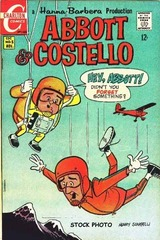 Abbott & Costello #05 © 1968 Charlton